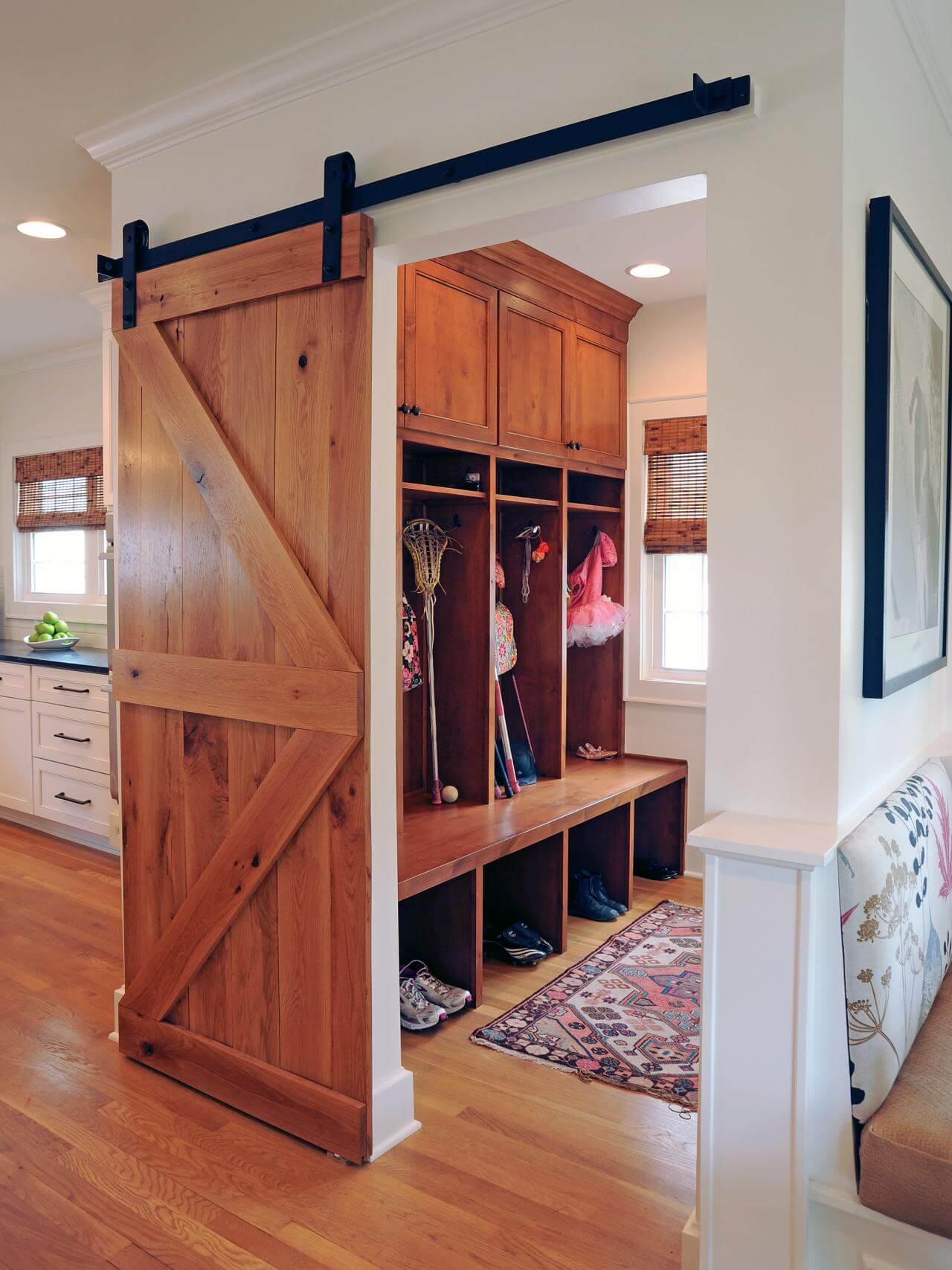 House plans with mudroom entrance