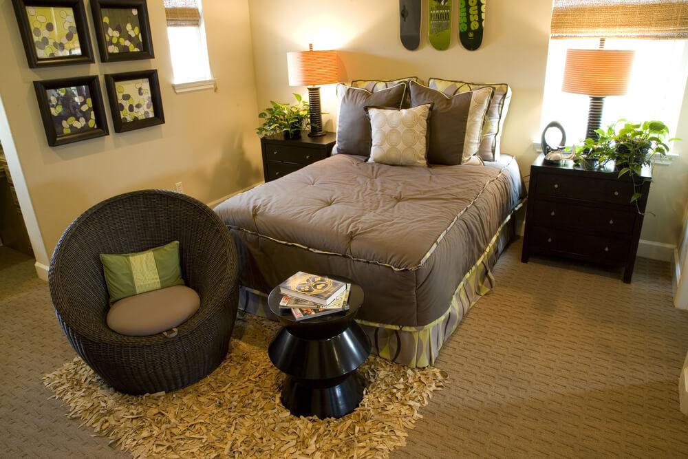 Luxury bedroom romantic decorating ideas