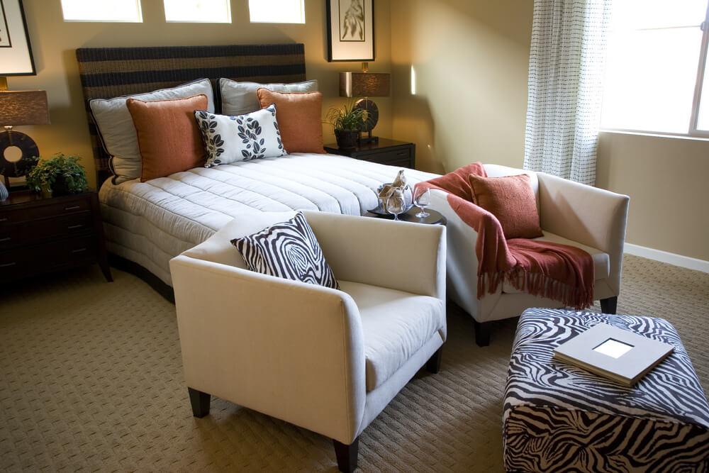 Luxury classic master bedroom designs