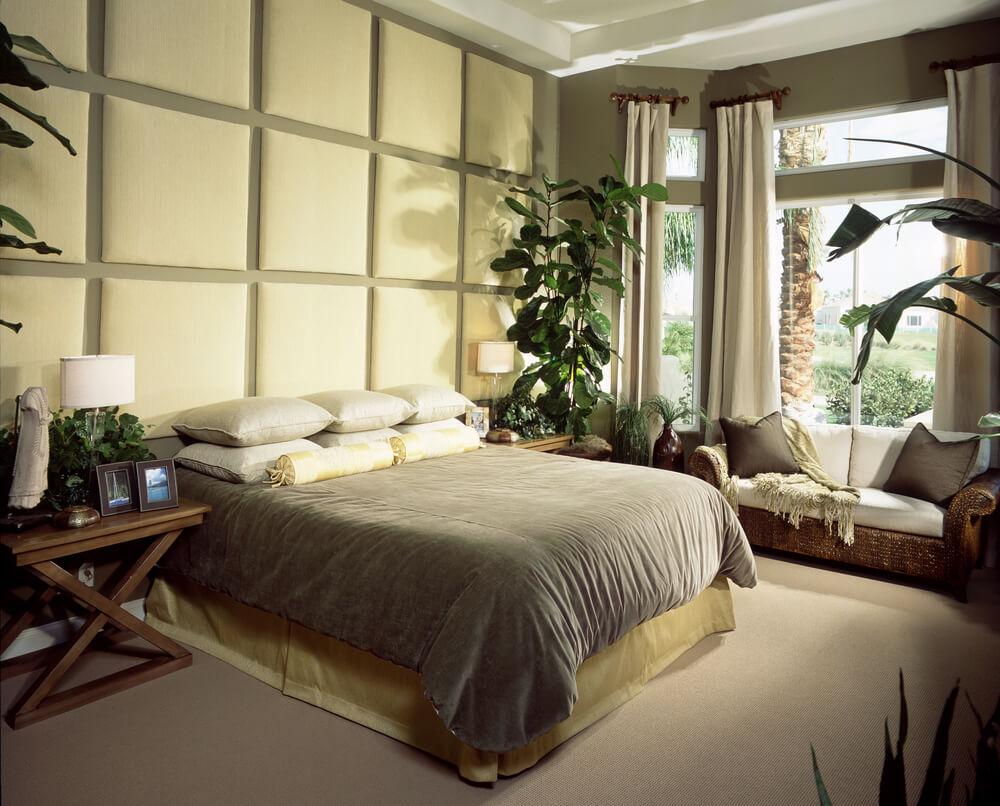 Master bedroom design ideas elegant style living
