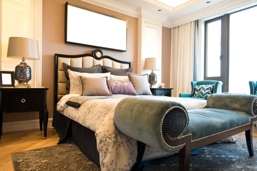 transitional master bedroom decorating ideas