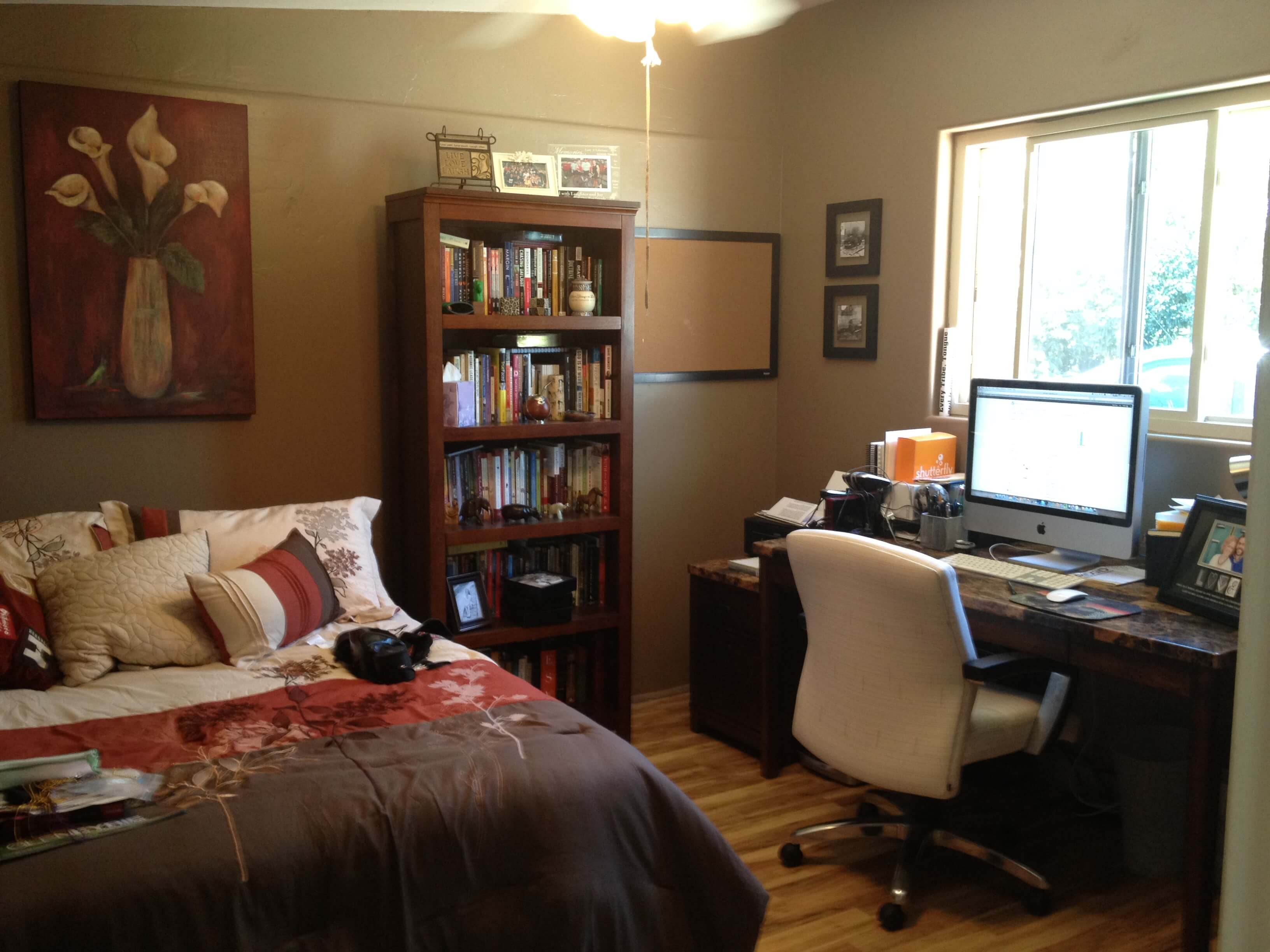 Bedrooms Office Space