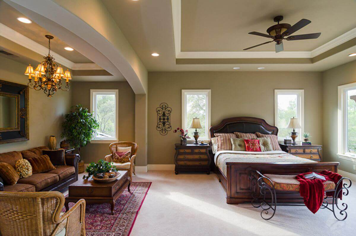 Chairs in Master Bedrooms