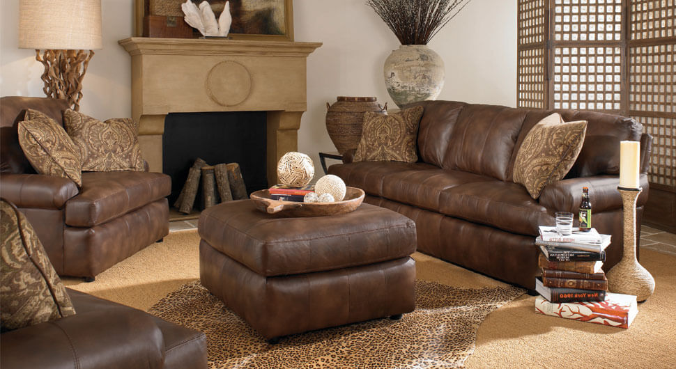 Comfortable Living Room Sofas