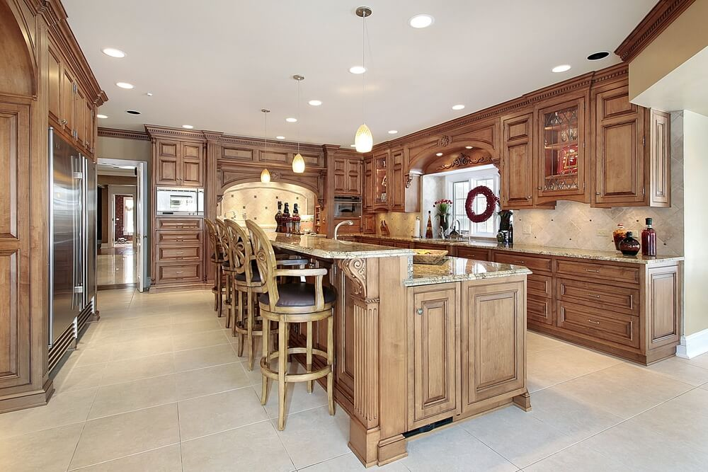 Custom Wooden Kitchens