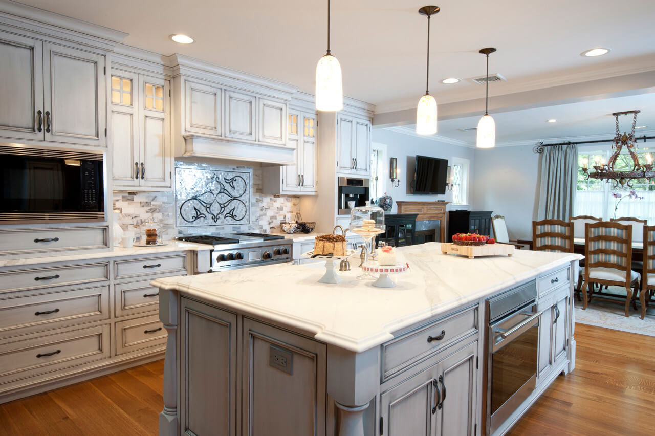 Incredible Custom Kitchen Designs
