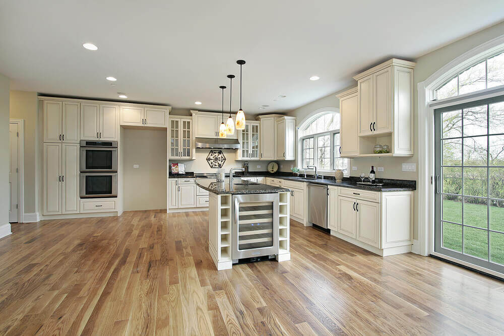 Massive Custom Kitchen Designs
