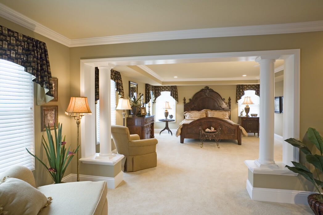 Master Bedrooms Sitting Area