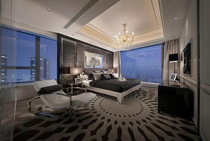 Master Bedrooms with Carpet