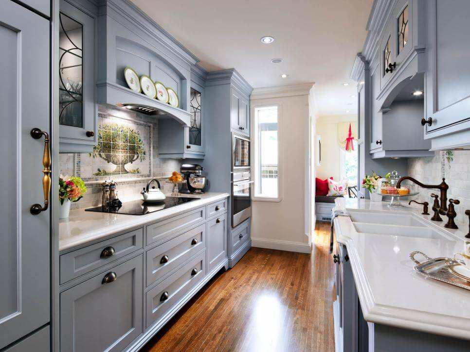 Traditional Cottage Kitchen Design