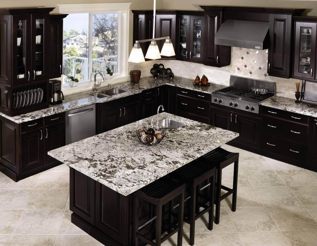 Black Luxury Kitchen Accessories