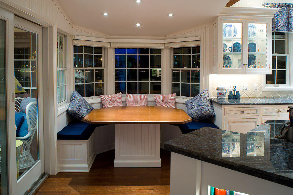 Contemporary Kitchen Nook Sets