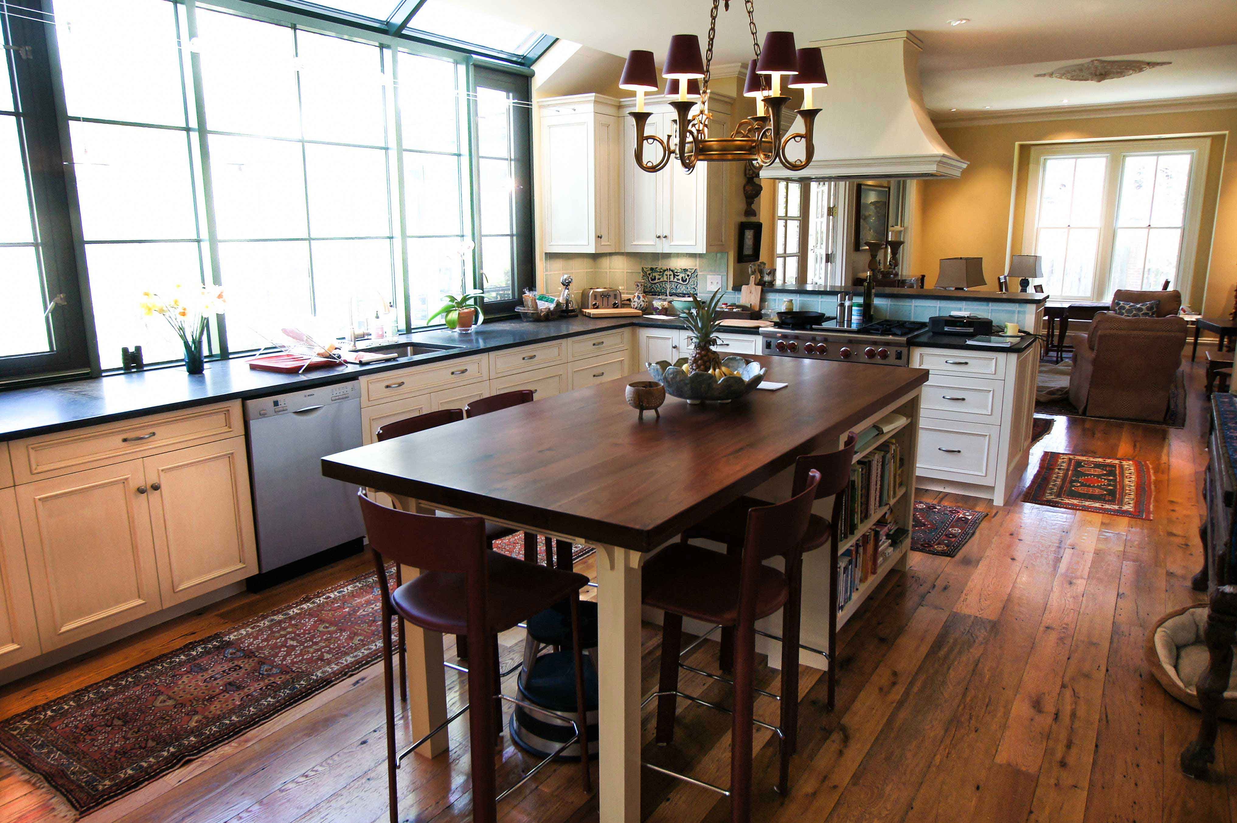 68 Deluxe Custom Kitchen Island Ideas