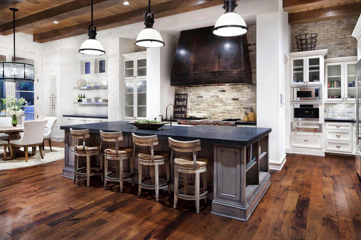 Kitchen Islands with Breakfast Bar