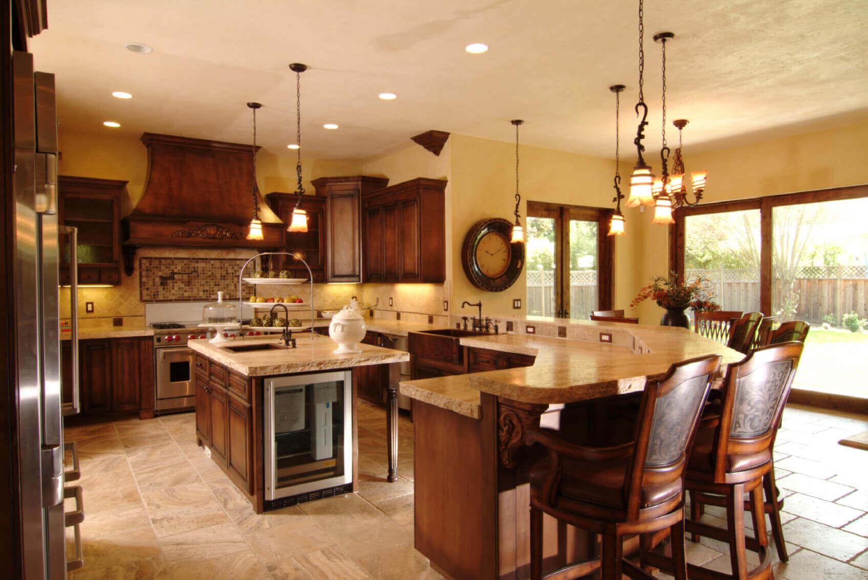 Luxury Kitchen Copper Sinks