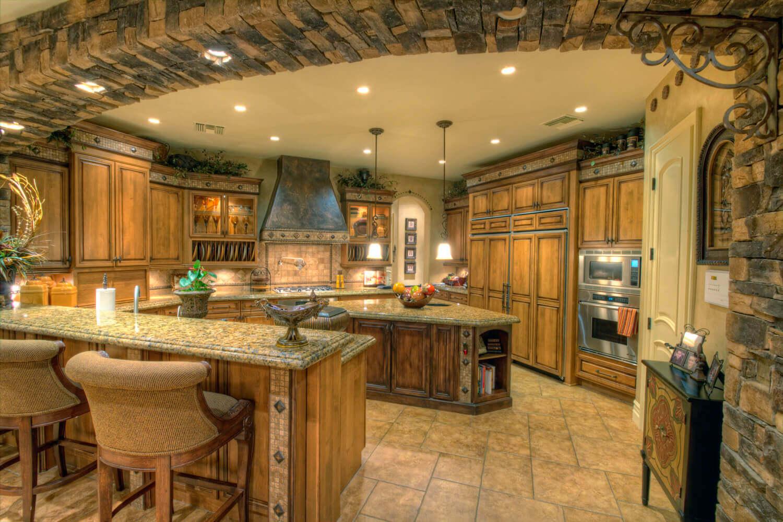 Luxury Kitchen Designs Photos