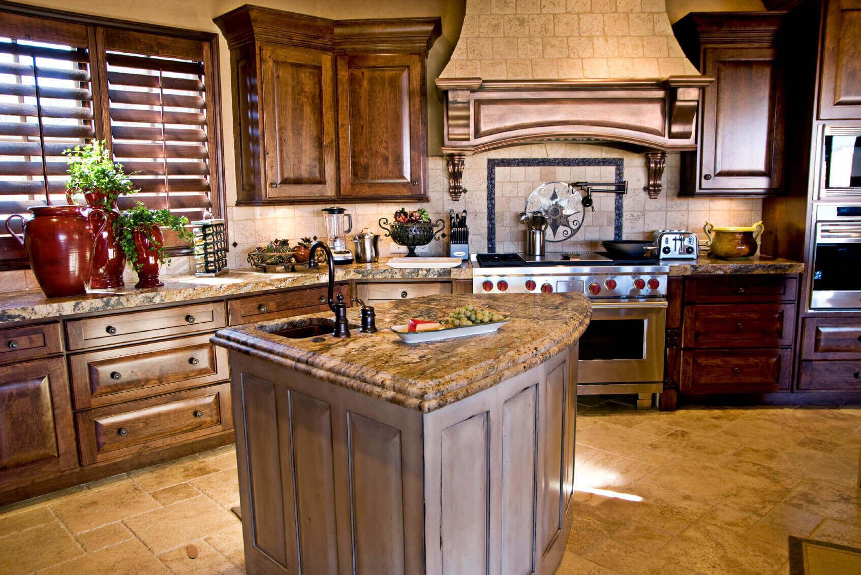 Luxury Kitchen Tile Backsplash