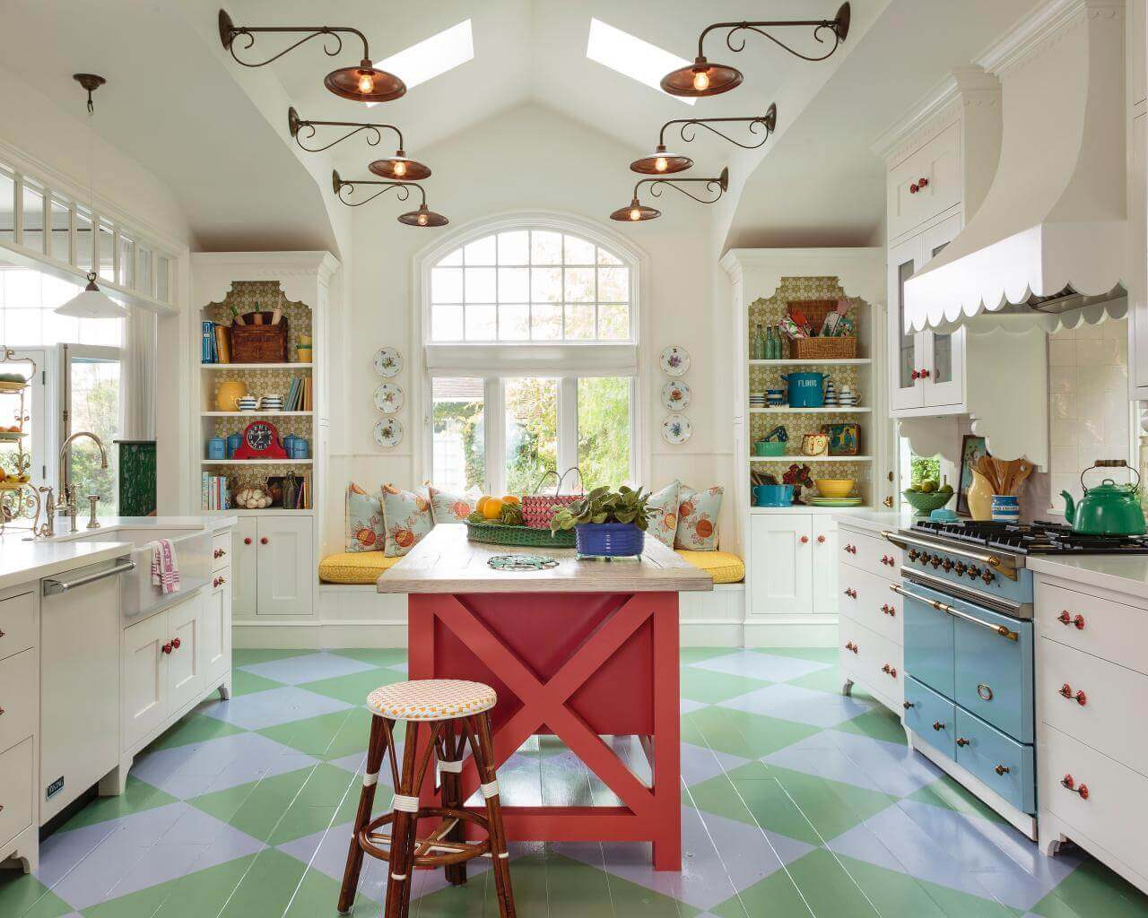 Bright Kitchens Top Designers