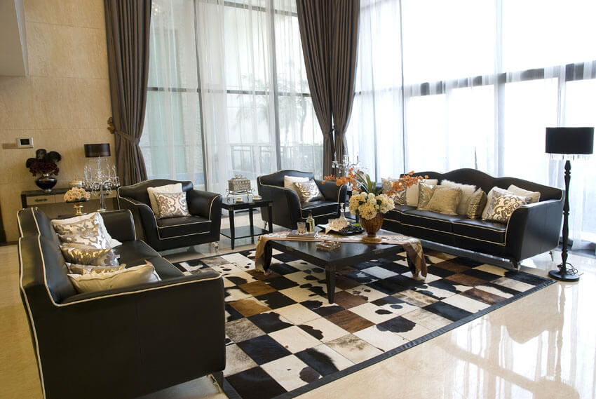Elegantly Furnished Drawing Room