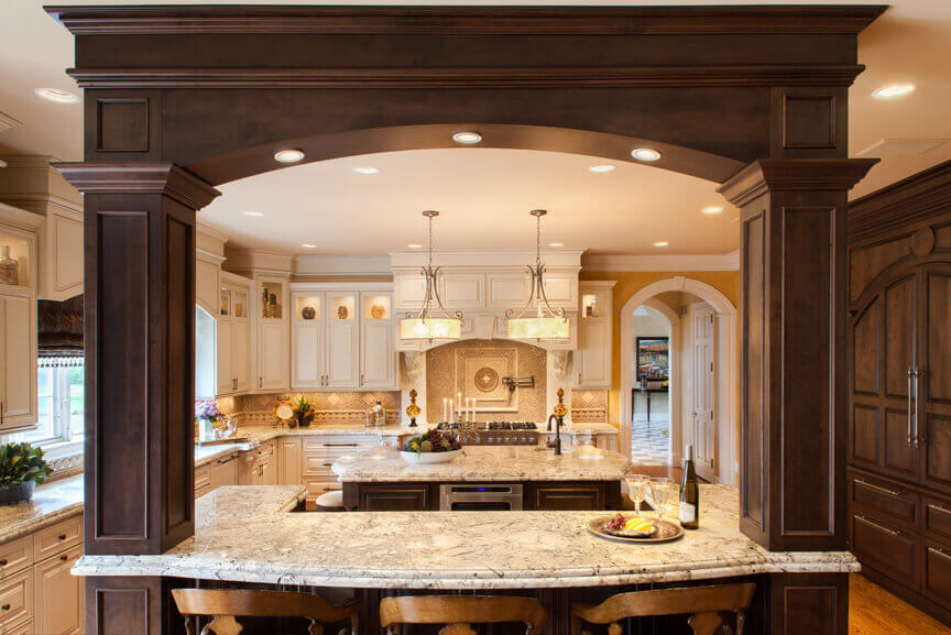 Kitchens With Arches