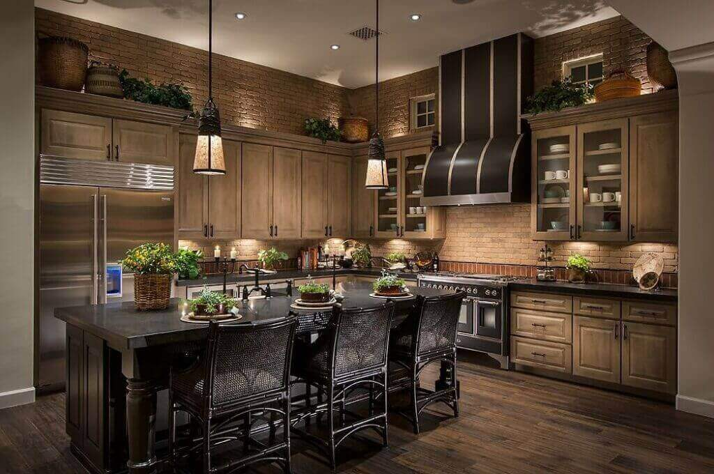 Kitchens Without Windows