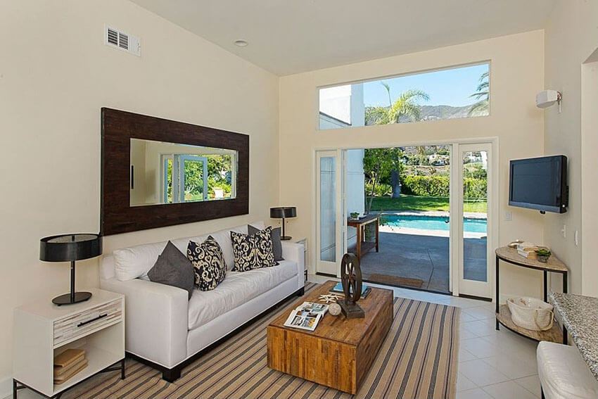 23+ Beautiful Small Living Rooms (Interior Design Ideas) -
