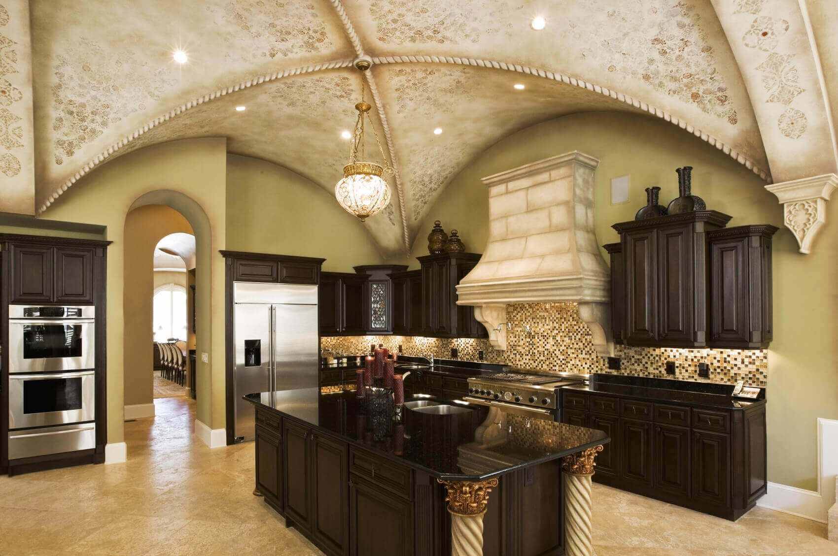Uber Luxurious Kitchen Designs