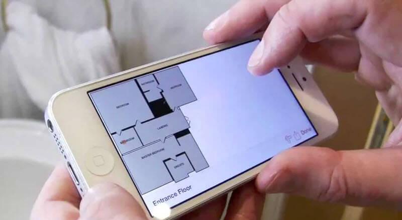 App that generates house floor plans