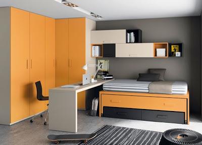 Modular room design for kids