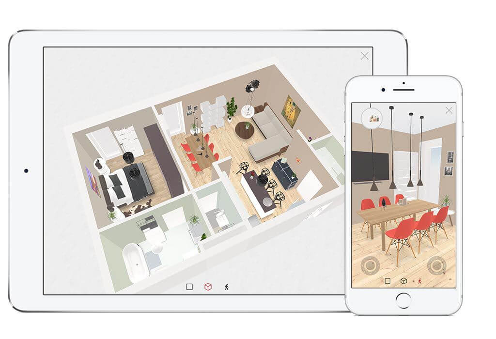 Roomle home design app