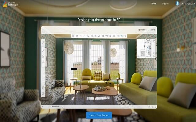 Easyhome Homestyler Is The New Web Interface Of The Software