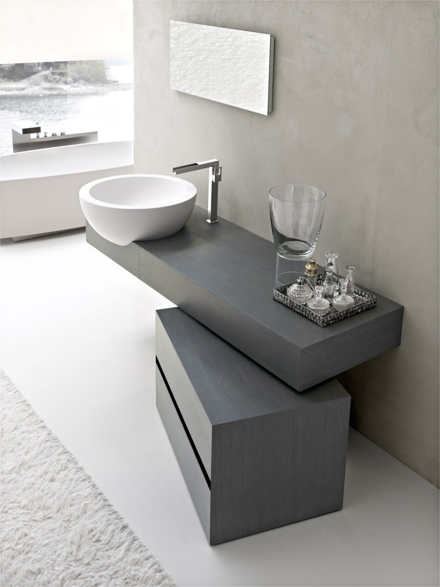 Furniture design for bathroom