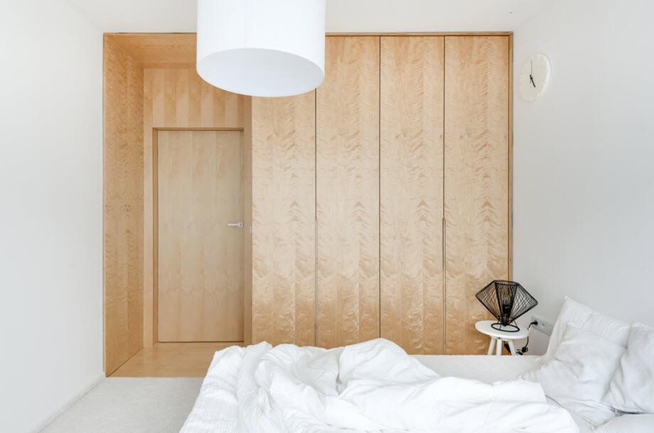 Minimalist design apartment