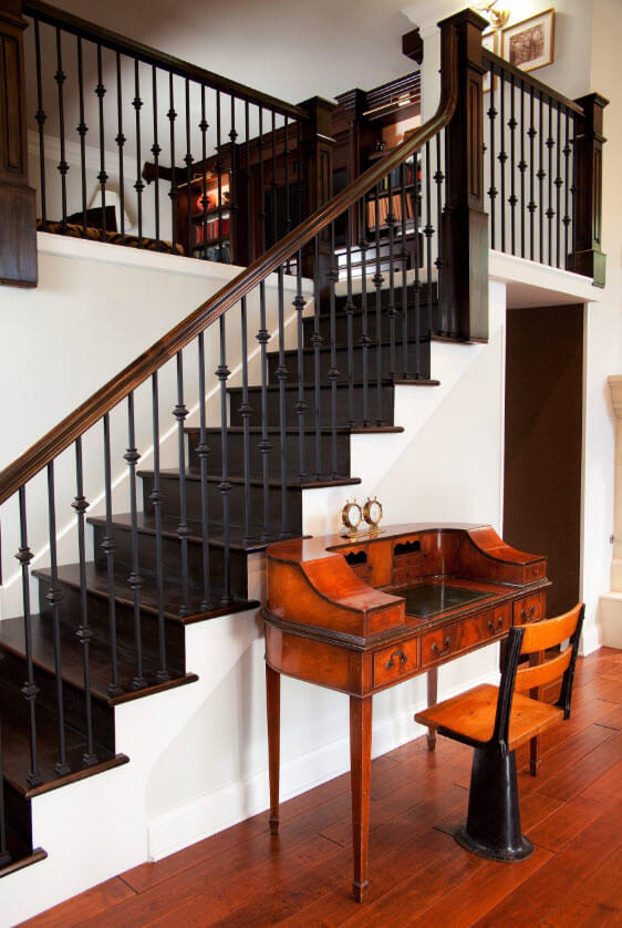 Classic stairs design