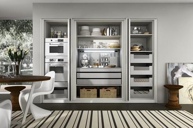 Furniture design for kitchen