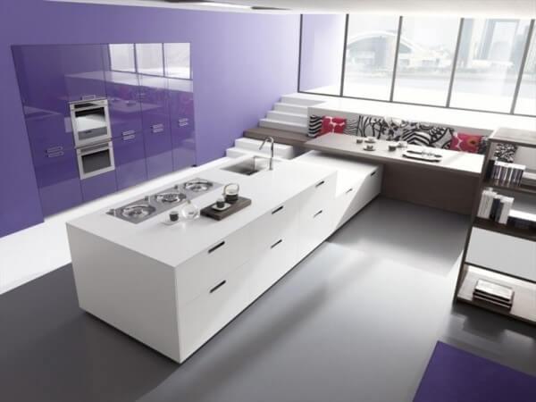 Modern Minimalist Kitchen Design Photos