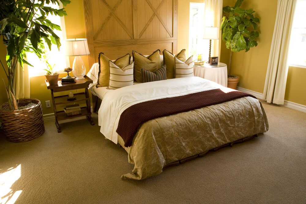 Luxury bedroom furniture collections