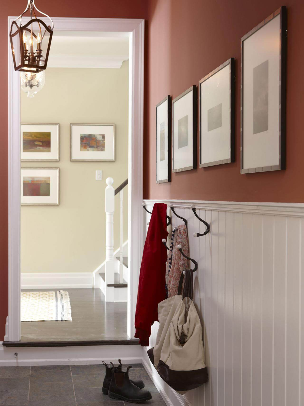 Coat Hanging Solutions 45+ superb mudroom & entryway design ideas with benches and