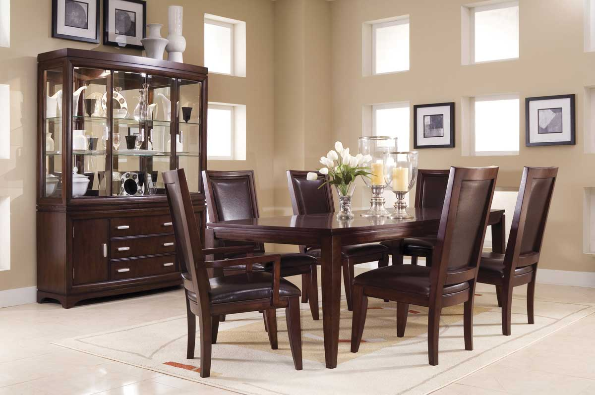86 best dining room gallery photos for decoration ideas for Beautiful dining room furniture