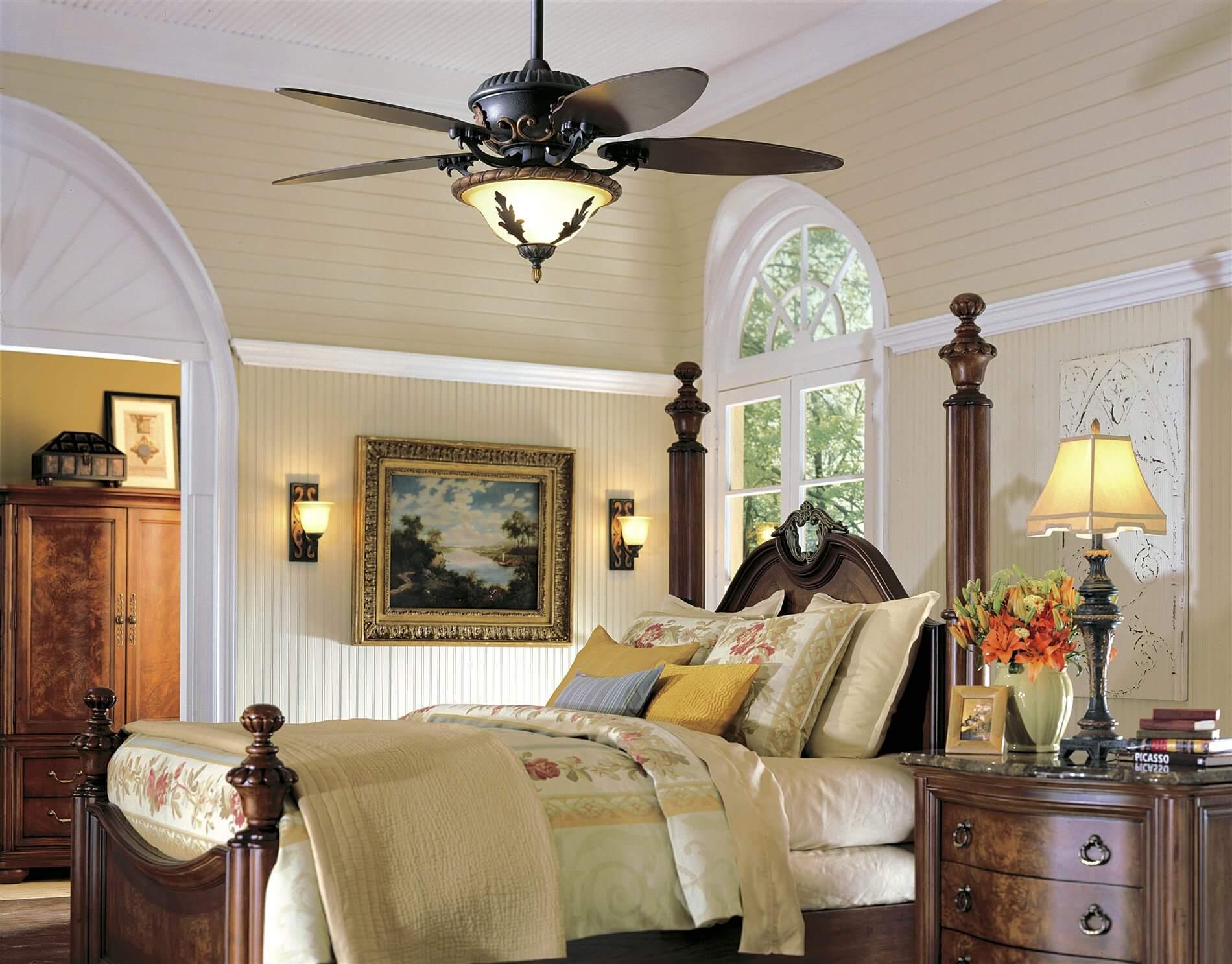 Bedrooms Ceiling Fans