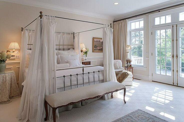 Bedrooms French Doors