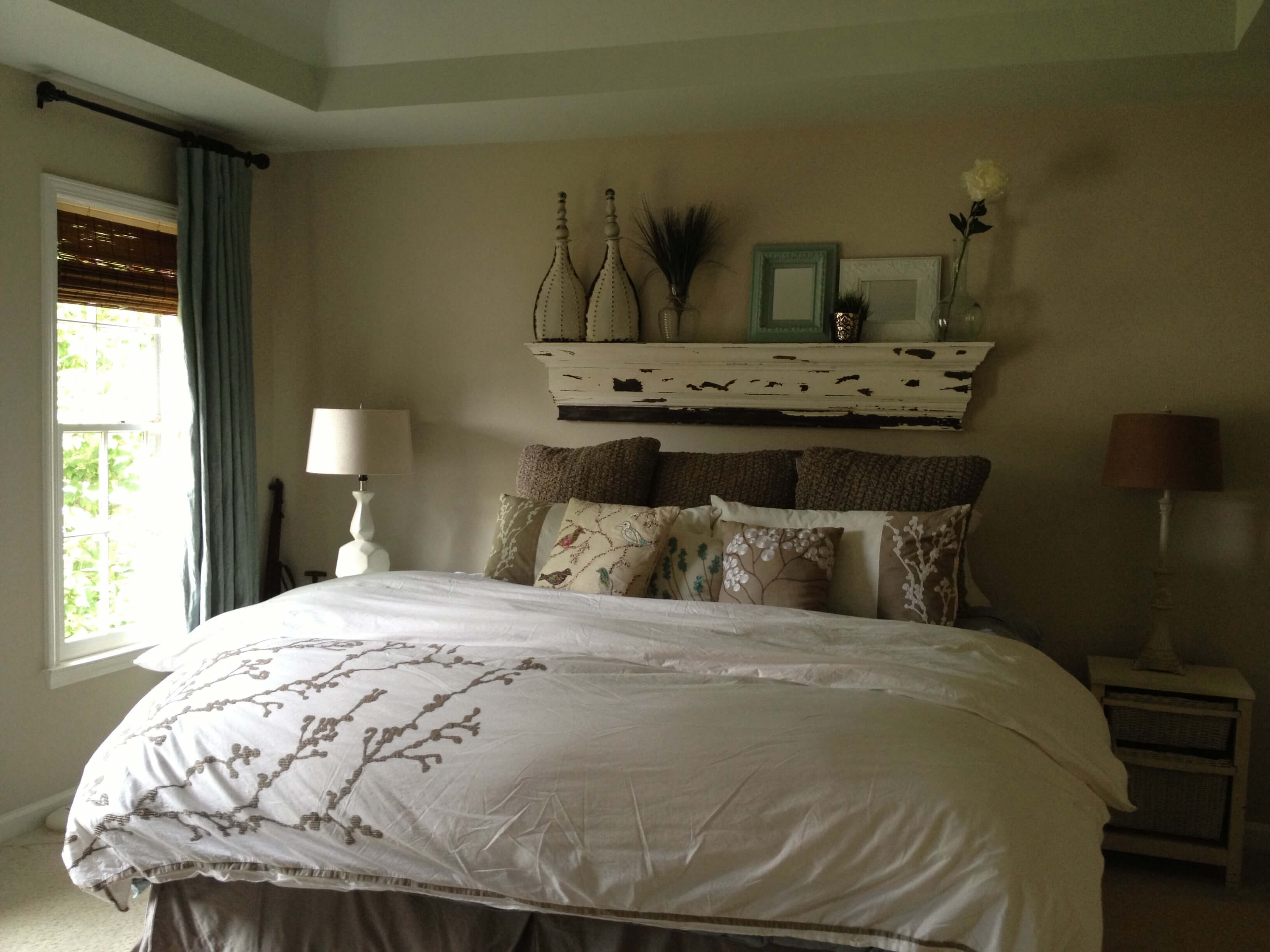 Interiors by kenz diy home decor blogs 33 reasons you don Decorative headboards for beds