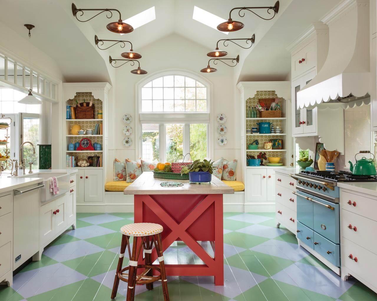 Bright Kitchens Top Designers