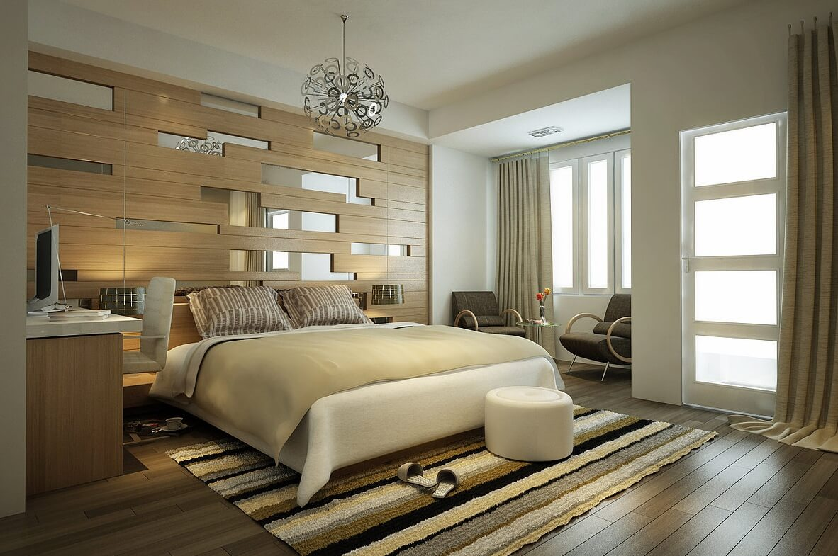Good Contemporary Bedrooms