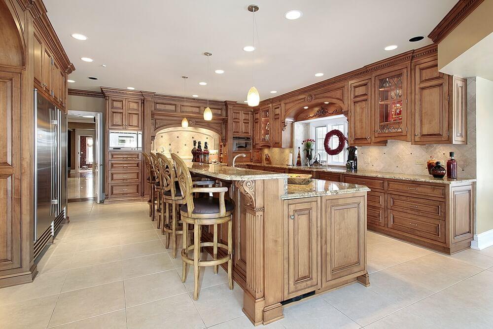 Custom Wooden Kitchens