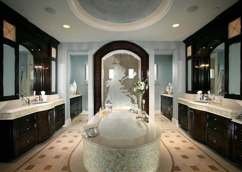 Incredible Bathrooms