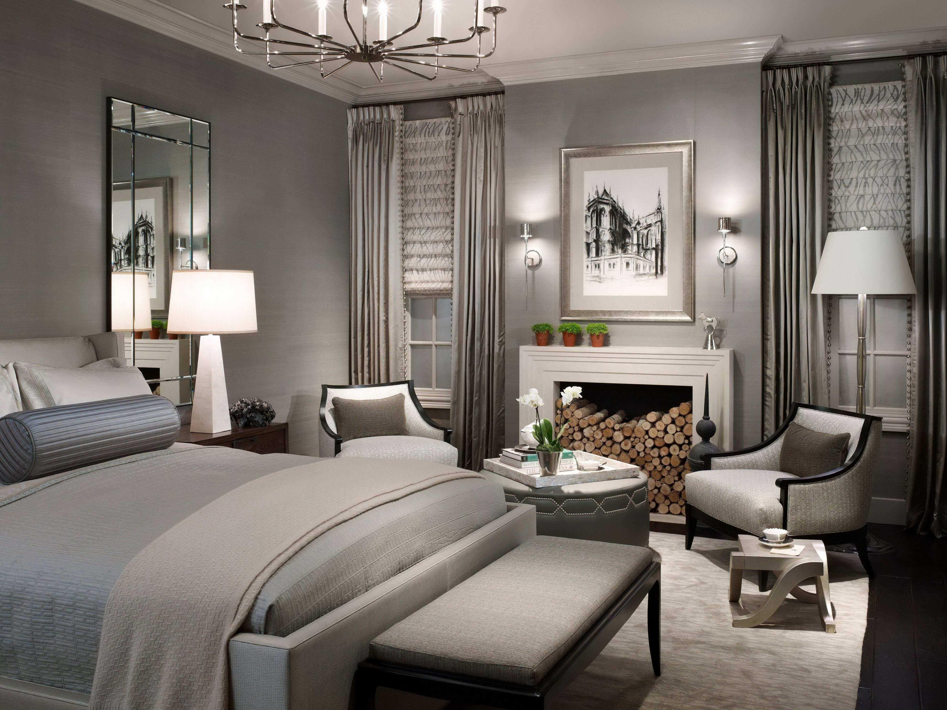 Inspired Bedrooms Top Designers