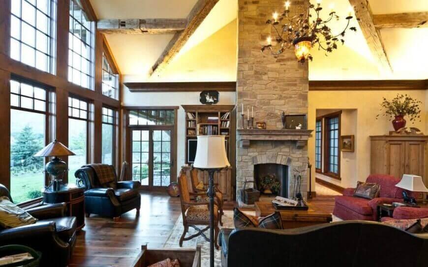 Living Room Designs Worldwide Contemporary