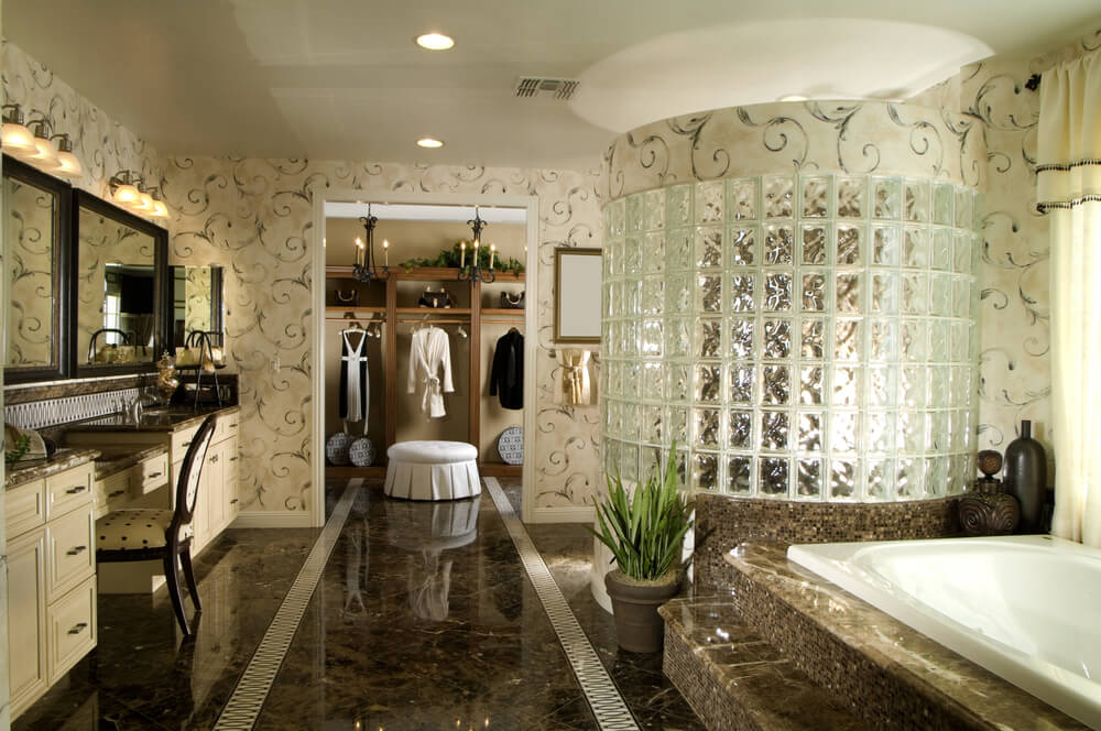 Luxury Bathroom Designs Part 98