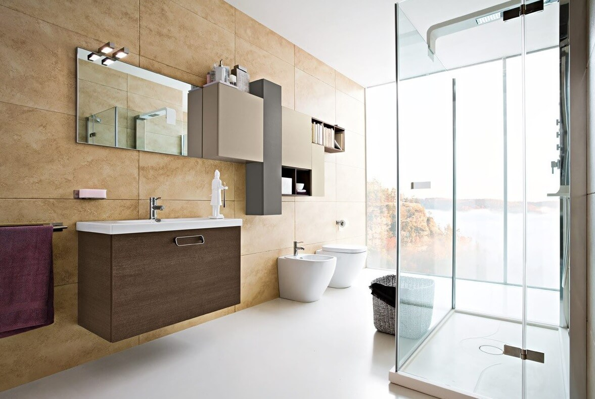 Modern Bathroom Interior Design Ideas
